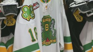 Broncos Night in Swift Current